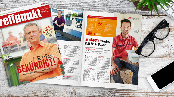 treffpunkt Cover © .   , AK Niederösterreich
