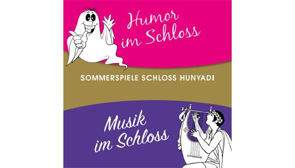 Logo © Sommerspiele Schloss Hunyadi