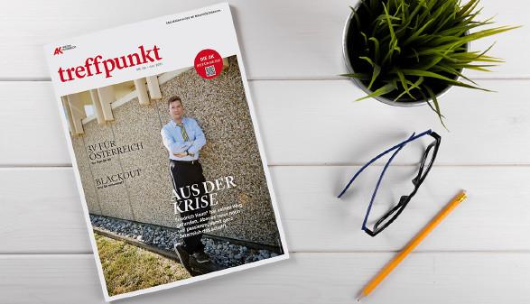 Coverbild treffpunkt 2/21 © Thomas Topf, AK Niederösterreich