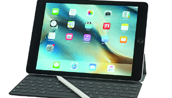 Tablet Test: Apple © ICRT, Stiftung Warentest