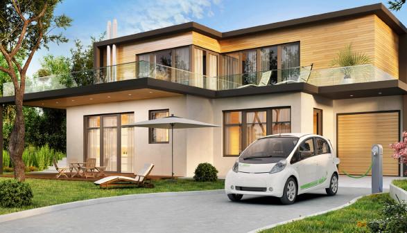 Haus und Auto © Slavun, stock.adobe.com