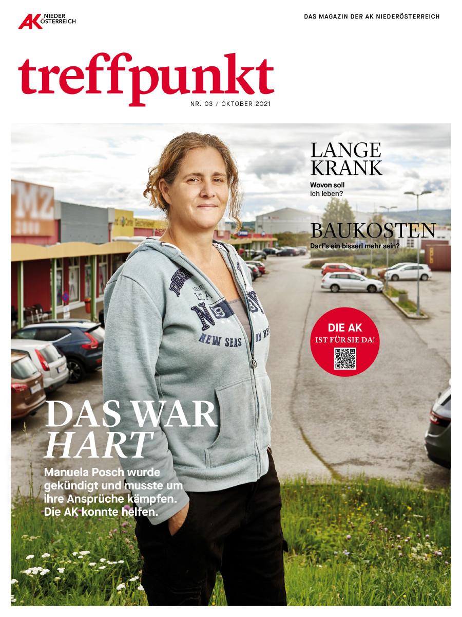 AK Niederösterreich Mitgliedermagazin ©  , AK Niederösterreich