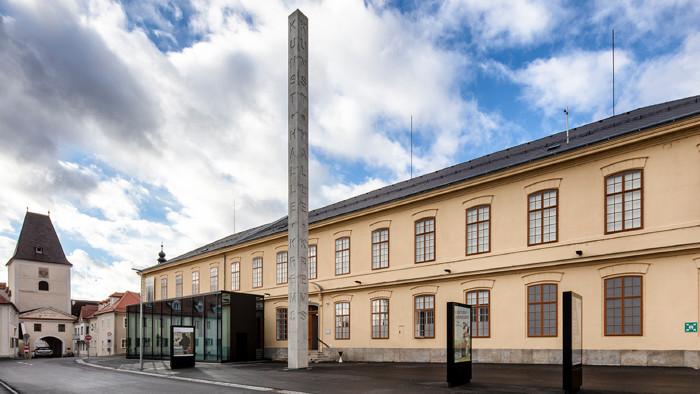 Außenansicht des Gebäudes © Faruk Pinjo, Kunsthalle Krems