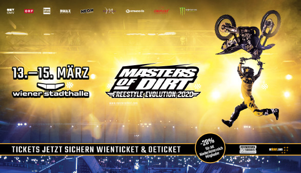 Banner © -, Masters of Dirt