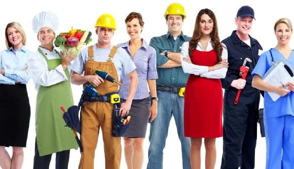 ArbeiterInnen & Angestellte © Kurhan, stock.adobe.com