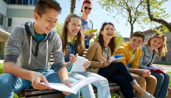 SchülerInnengruppe © lev dolgachov, Fotolia