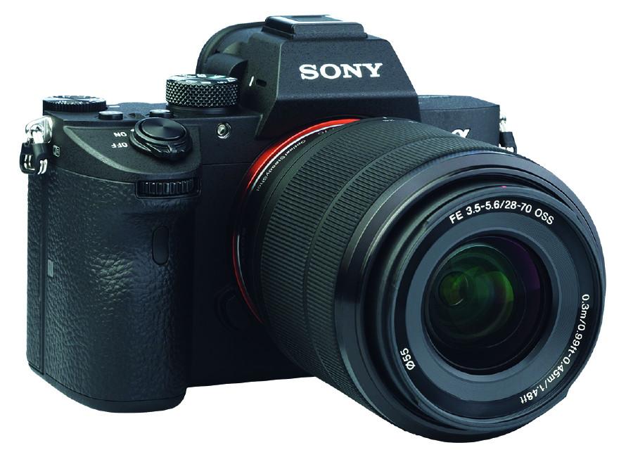 Digitalkamera Sony Alpha 7 III von vorne © ICRT, VKI