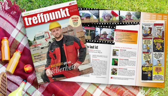 treffpunkt 03/20 Coverfoto ©  , AK Niederösterreich