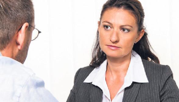 Im Gespräch mit Ihrem Chef © Gina Sanders, fotolia.de