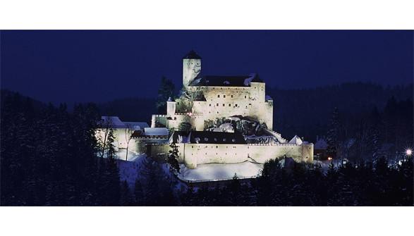 Anischt © VFB - Verein der Freunde der Burg Rappottenstein