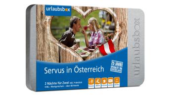 """Urlaubsbox """"Servus in Österreich"""" © -, Urlaubsbox"""