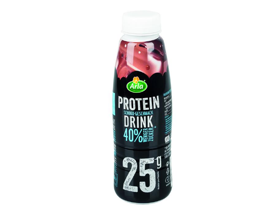 Proteindrink Arla Protein Drink 25g Schoko Geschmack ©  , VKI