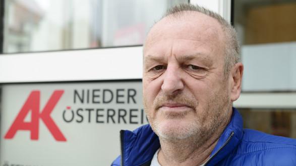 Kein Lohn mehr für Koch kurz vor Pensionierung © Alexandra Kromus, AK Niederösterreich