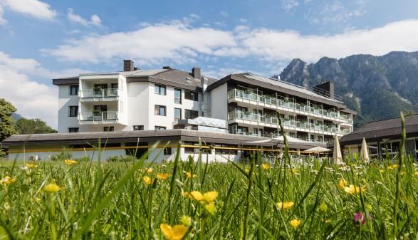 Das Seminarparkhotel Hirschwang am Fuße der Rax. © zVg , Seminarparkhotel Hirschwang