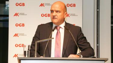 AK Niederösterreich-Präsident Markus Wieser hält eine Rede bei der Vollversammlung. © Harri Mannsberger, AK Niederösterreich