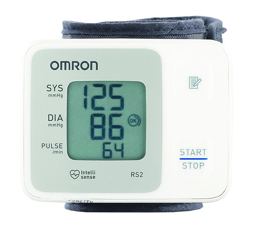 Blutdruckmessgerät Omron © Stiftung Warentest, VKI