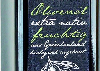 Ja! Natürlich Natives Olivenöl Extra ©  , VKI