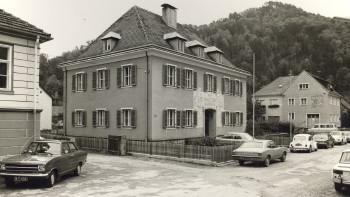Bezirksstelle © Unbekannt, AK Niederösterreich