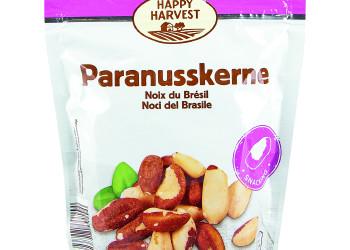Paranüsse von der Firma Happy Harvest ©  , Stiftung Warentest