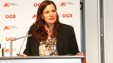 AK-Direktorin Bettina Heise © Harri Mannsberger, AK Niederösterreich