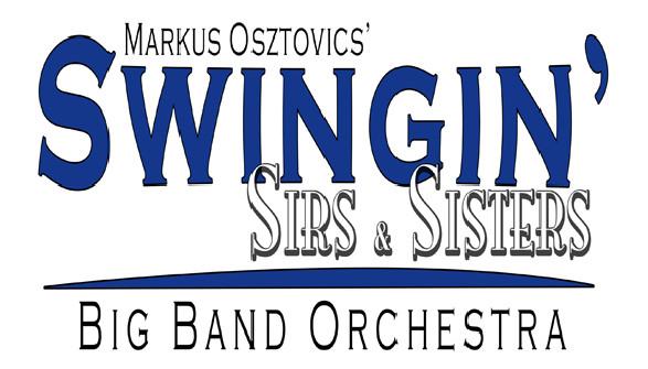 Logo © Swingin' Sirs & Sisters