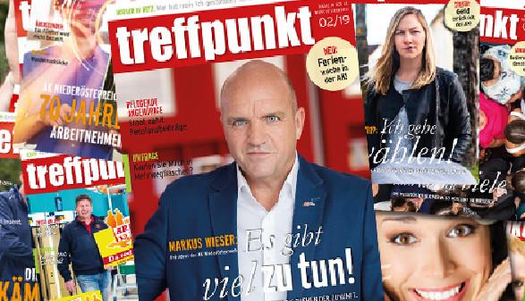 Cover treffpunkt 02/2019 ©  , AK Niederösterreich