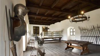 Burg Hardegg Innenansicht © -, Burg Hardegg