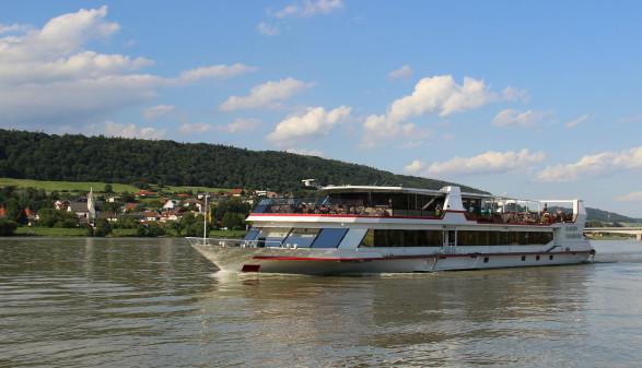 MS Kaiserin Elisabeth © Daujan Dilan, Donau Touristik