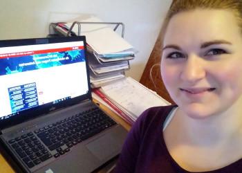 Die MitarbeiterInnen vom ÖGB NÖ stehen den niederösterreichischen ArbeitnehmerInnen im Home Office auch zu Coronazeiten tatkräftig zur Verfügung. ©  , AK Niederösterreich, zVg
