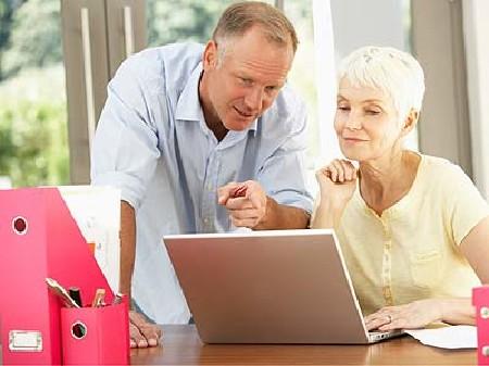 """10 Jahre Netzwerk """"Älter werden. Zukunft haben!"""": Demografiegerechte Personalpolitik gemeinsam entwickeln und umsetzen! © Monkey Business, Fotolia.com"""