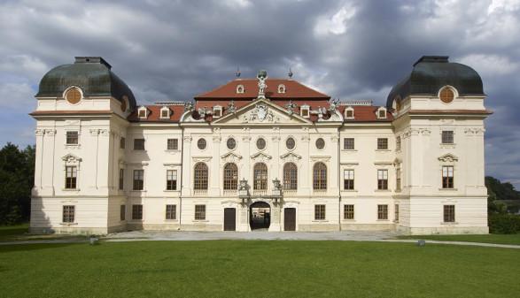 Schloss Ruegers Frontansicht © -, Schloss Ruegers