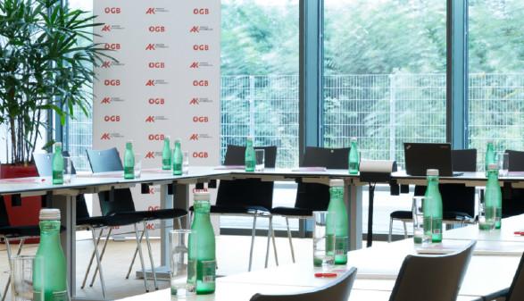 Sitzungssaal ANZ © Wolfgang Prinz, AK Niederösterreich