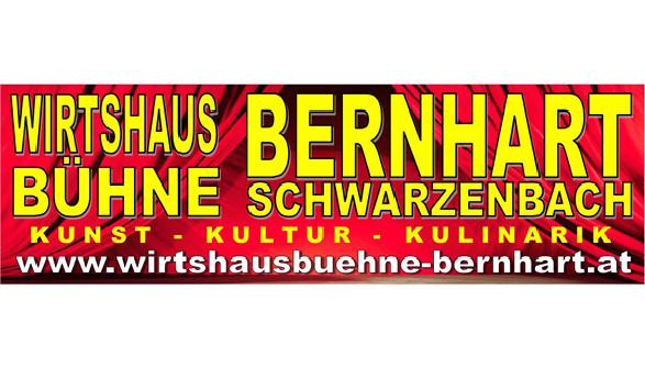 Logo © Wirtshausbühne Bernhart
