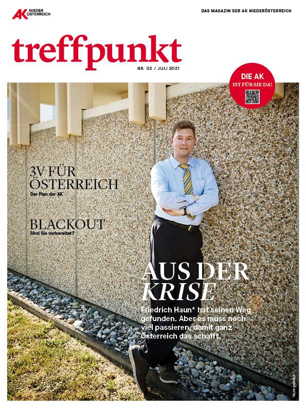 treffpunkt 2/21 ©  , AK Niederösterreich