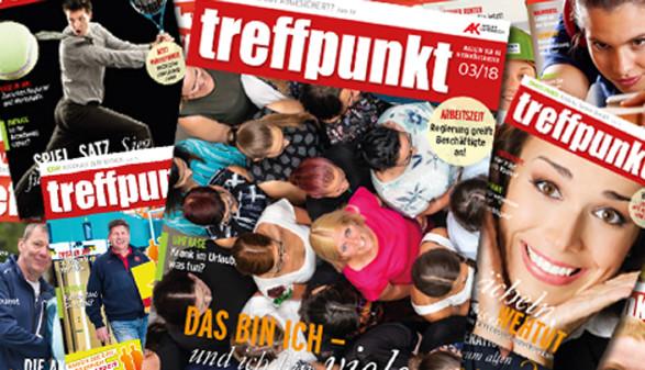 Treffpunkt 3/2018 © Collage, AK Niederösterreich