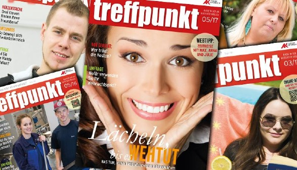 Treffpunkt Cover © Collage, AK