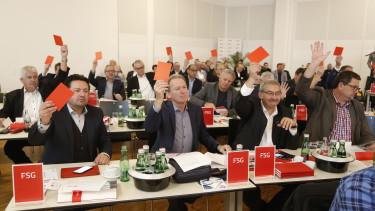 Vollversammlung der AK Niederösterreich, Nov. 2018 © Harri Mannsberger, AK Niederösterreich