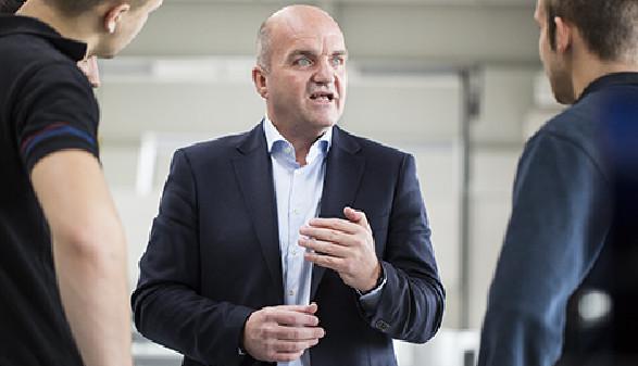 AK Niederösterreich-Präsident Markus Wieser © Klaus Vyhnalek, AK Niederösterreich