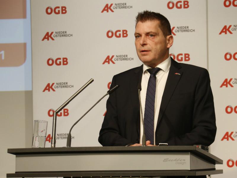 Vizepräsident Josef Hager © H. Mannsberger, AK
