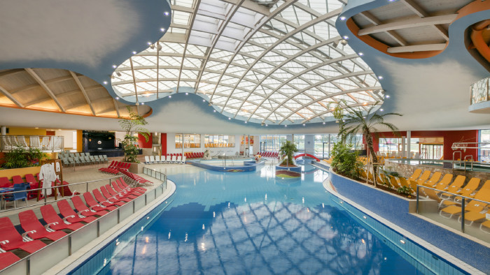 Innenansicht Hoteltherme © Eisenberger, H2O Hoteltherme GmbH
