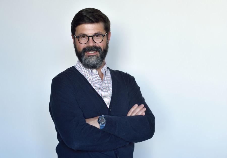 Portrait Michael Köttritsch © Clemens Fabry, Die Presse