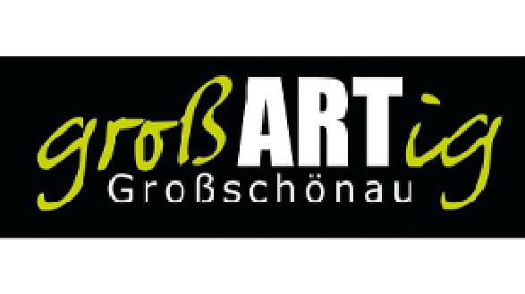 Logo © grossARTGig Großschönau
