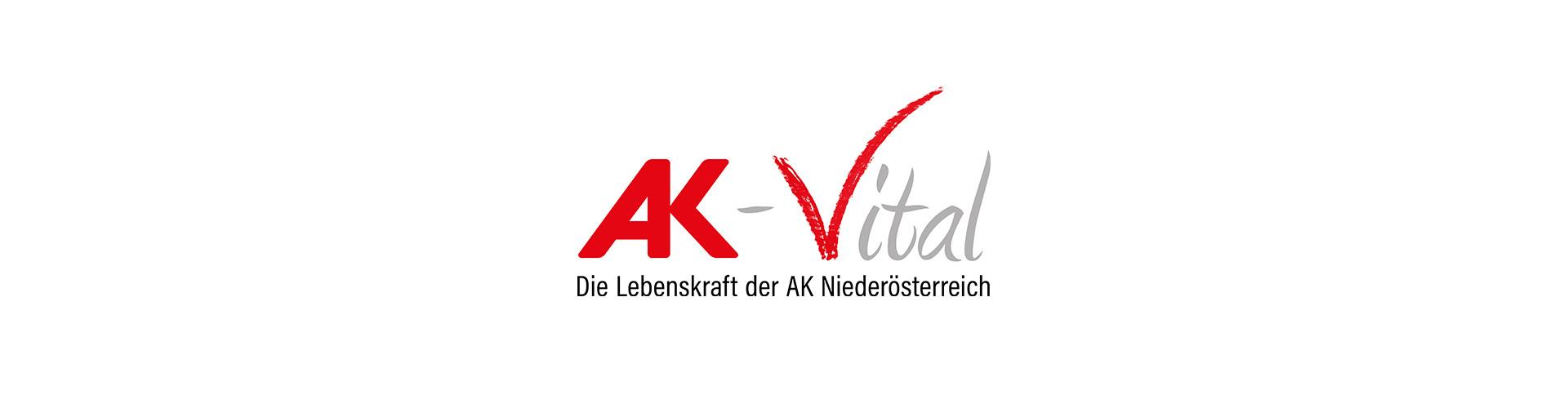 Logo AK-Vital ©  , AK Niederösterreich