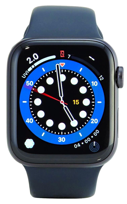 Apple Watch SE GPS ©  , Stiftung Warentest