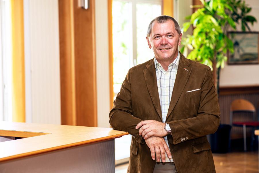 Bezirksstellenleiter Martin Feigl © M. Scheichel, AK Niederösterreich