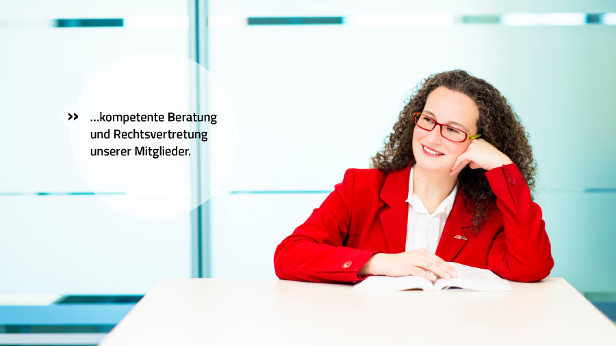 Wir stehen für kompetente Beratung und Rechtsvertretung unserer Mitglieder. © Mario Scheichel, AK Niederösterreich