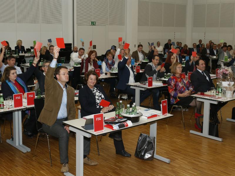 8. Vollversammlung der AK Niederösterreich © Mannsberger, AK Niederösterreich