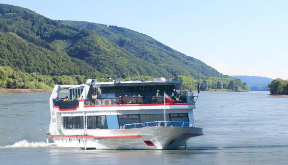 Aussenansicht von Schiff ©  Birgit Ortner, Donau Touristik