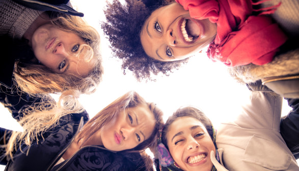 Freundschaft © oneinchpunch, stock.adobe.com
