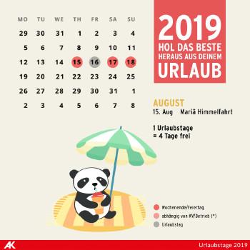 August 2019 ©  , AK Niederösterreich